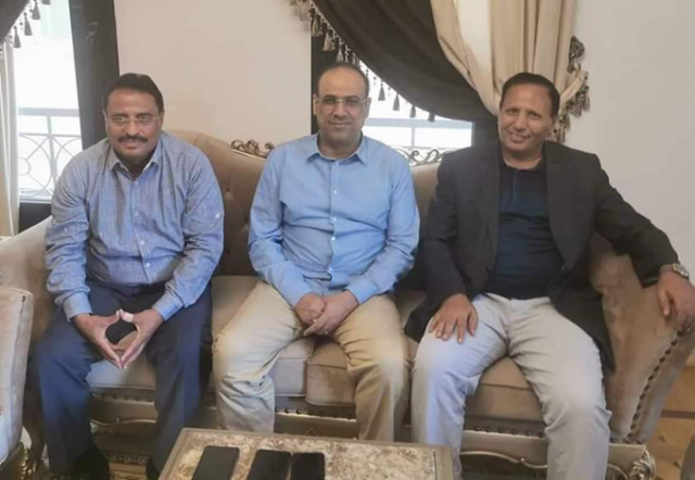 عاجل: الميسري وجباري والجبواني يغادرون مصر إلى هذه المحافظة اليمنية